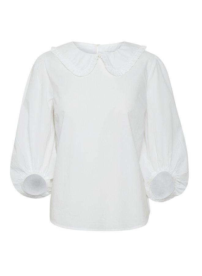 Saint Tropez blouse FedericaSZ White