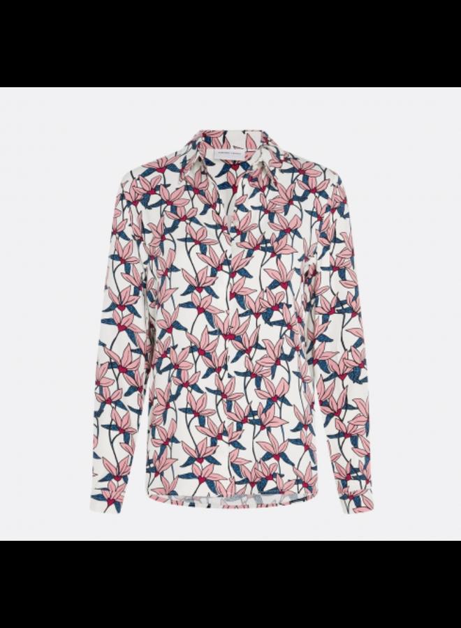 Fabienne Chapot blouse Perfect Cream White/Trippy