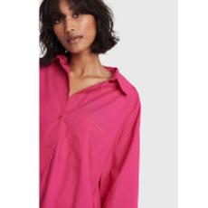 ALIX The Label ALIX lange blouse Shocking Pink  Oversized