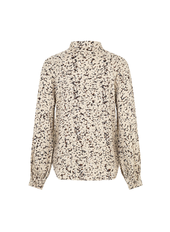 MbyM blouse Carlinna Morgano Print