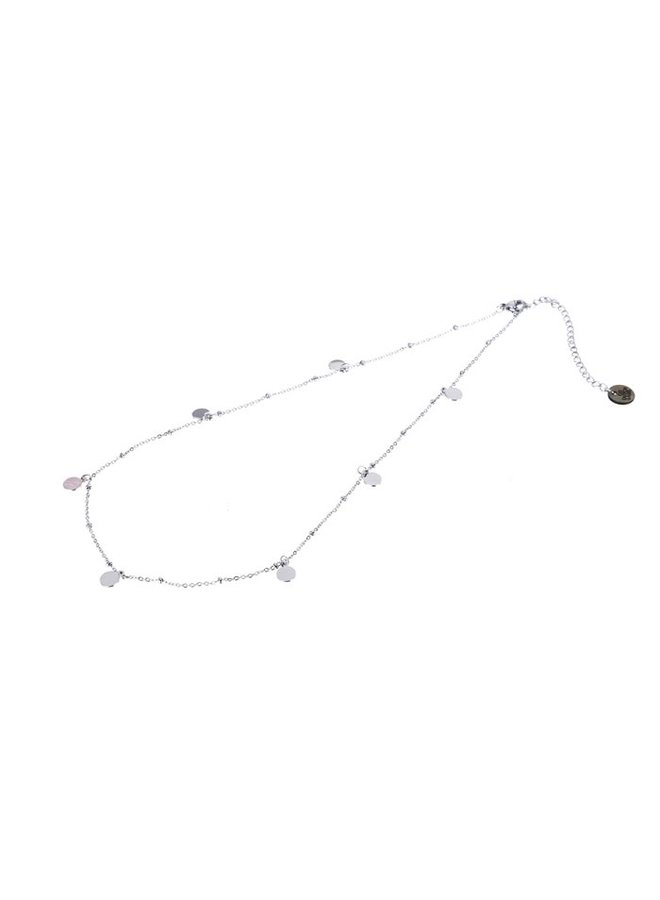 Go Dutch Label ketting N9319-1 Stainless Steel