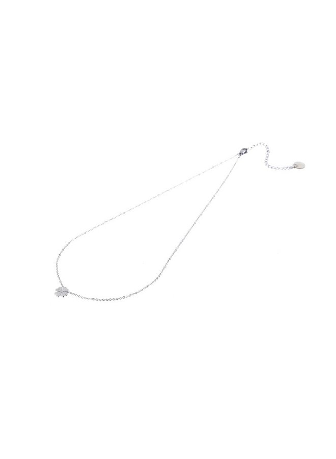Go Dutch Label ketting N9330-1 Clover Stainless Steel