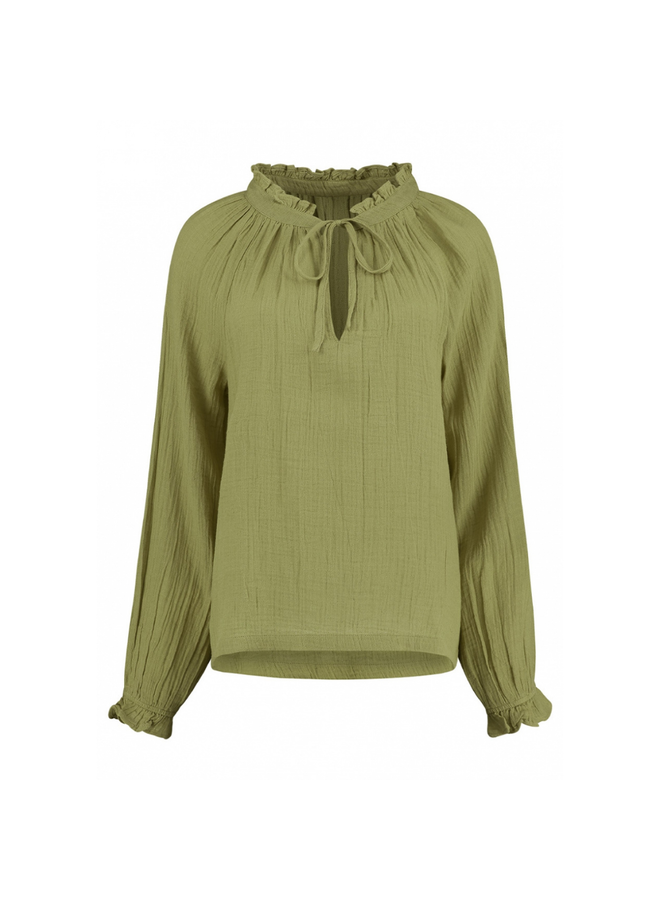 Circle of Trust blouse Joli Cedar
