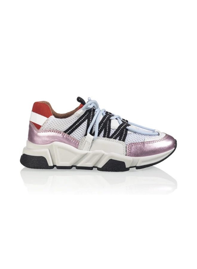 DWRS sneakers Los Angeles Rosé Combi