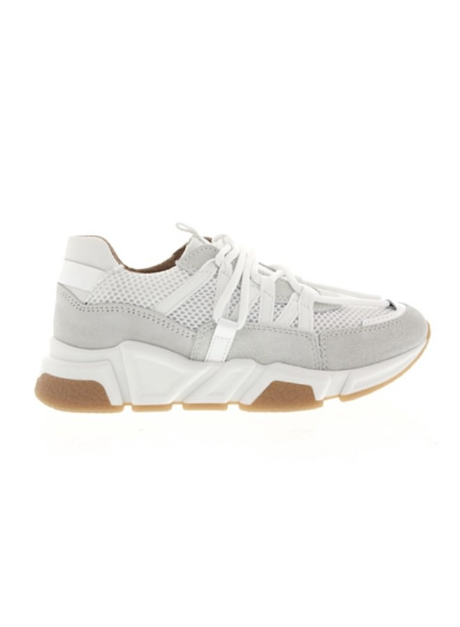 DWRS sneakers Los Angeles Suede Wit