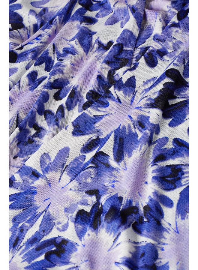 Fabienne Chapot top Evi White Lilac Marigold