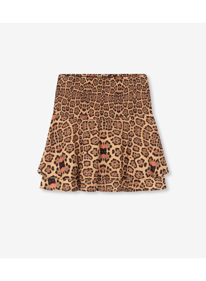 ALIX The Label rok Woven Jaguar Animal