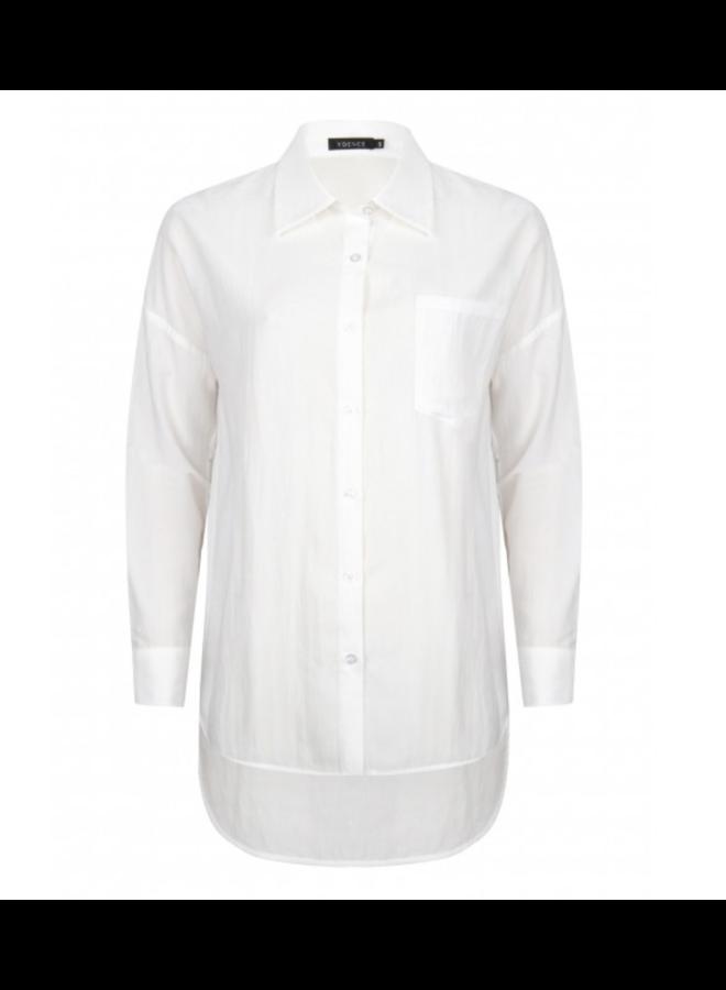 Ydence blouse Amaya White