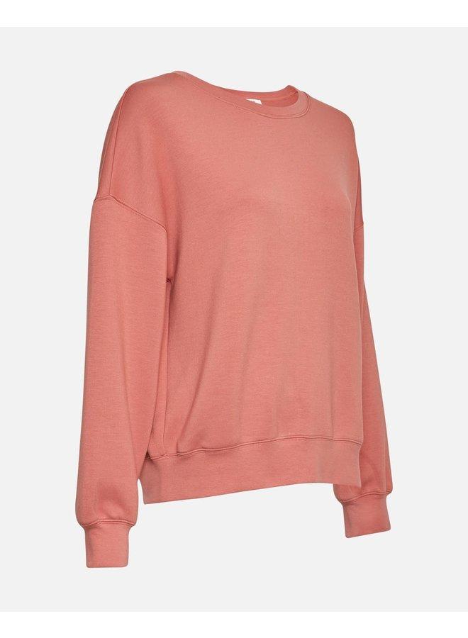 MSCH Copenhagen sweatshirt Ima Brick Dust