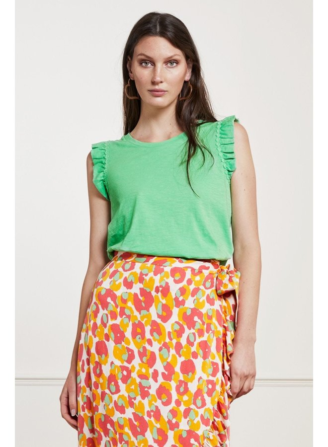 Fabienne Chapot T-shirt Phil Frill Sea Green