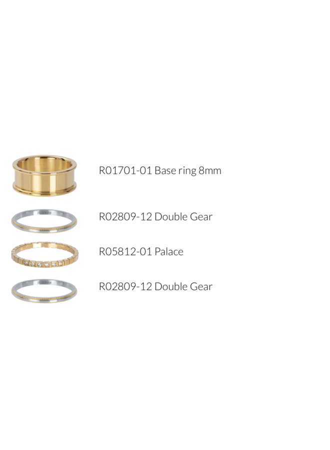 iXXXi complete set 006 Gold Plated