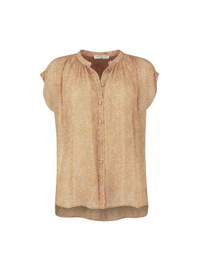 Circle of Trust blouse Roos - Safari Dot