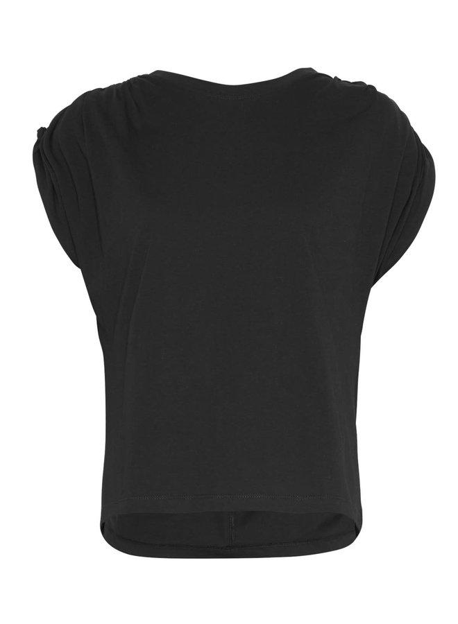 MSCH Copenhagen T-shirt Wita Alva Black