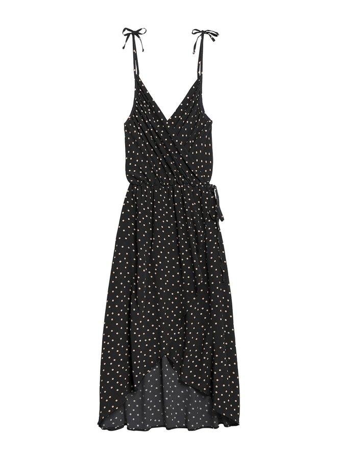 Catwalk Junkie jurk Happy Dots Black
