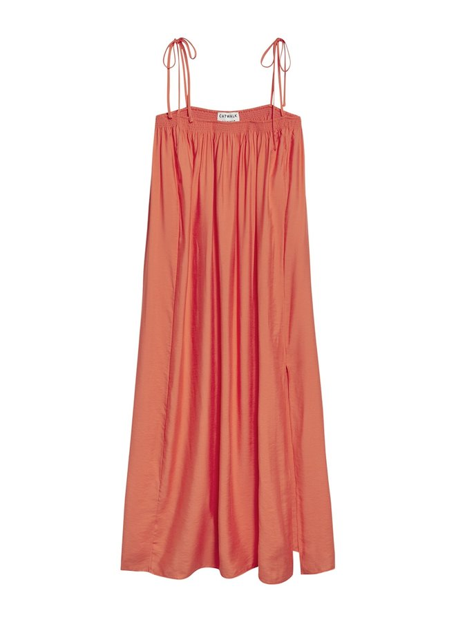 Catwalk Junkie jurk Amelie Coral Quartz