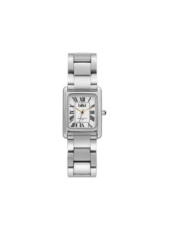 iKKi horloge Chloe CHE01 Zilver