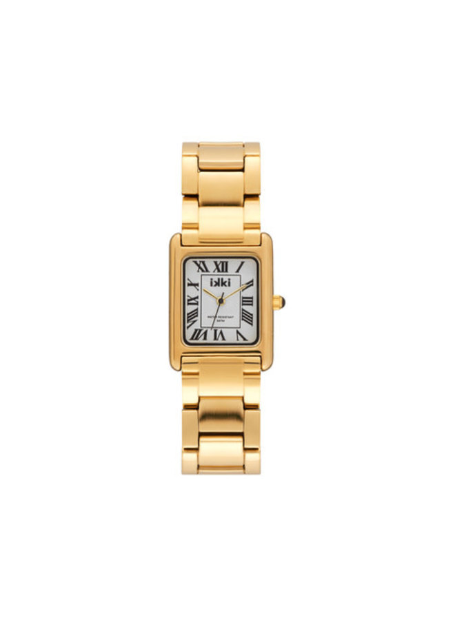iKKi horloge Chloe CHE02 Goud