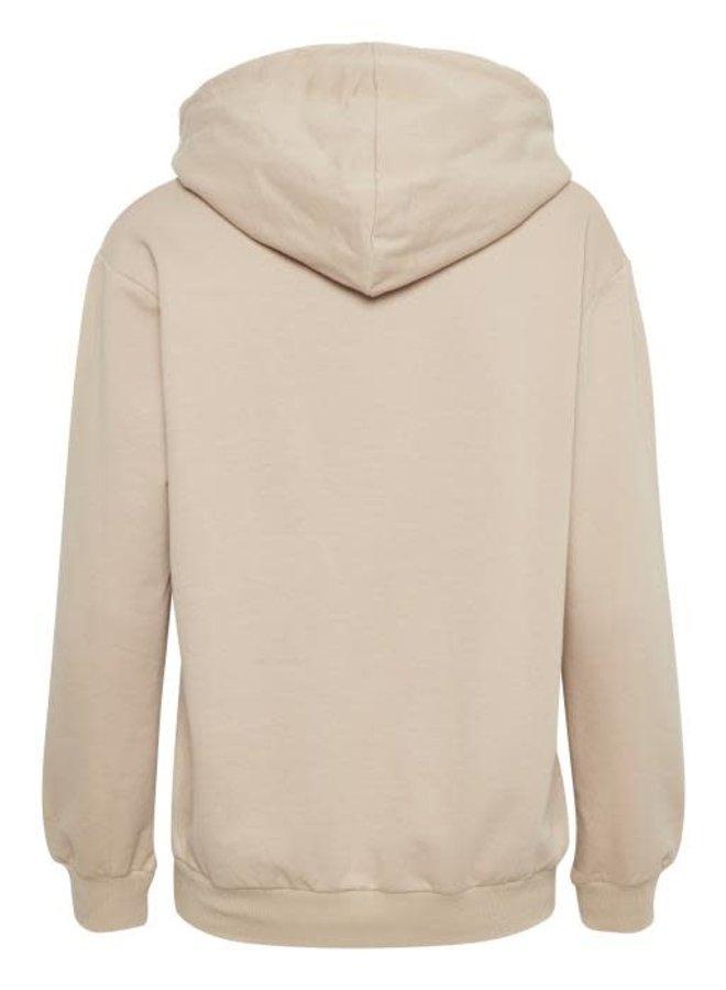 Saint Tropez sweater HamidaSZ Light Taupe
