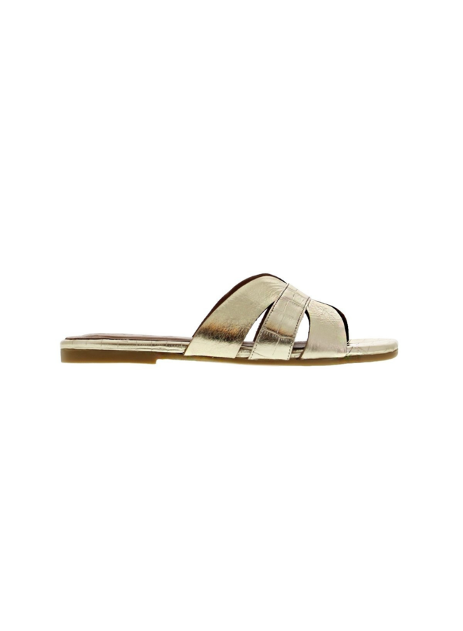Tango slippers Madison 2-e Gold
