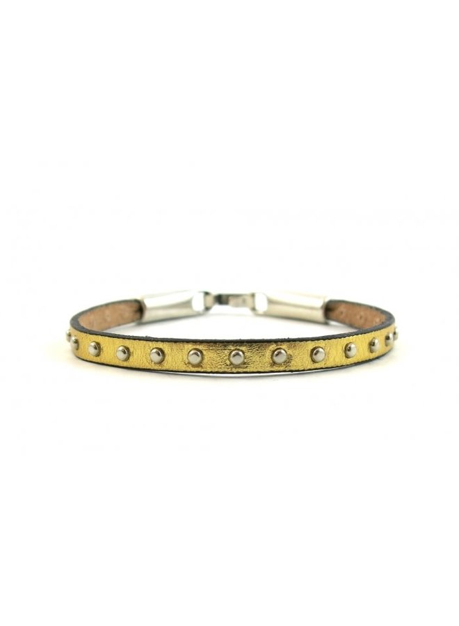 JOSH armband 18354 Gold