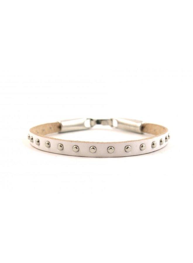JOSH armband 18354 Wit