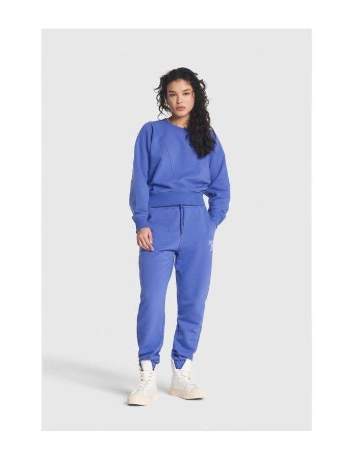 ALIX The Label sweatpants Blue/Purple