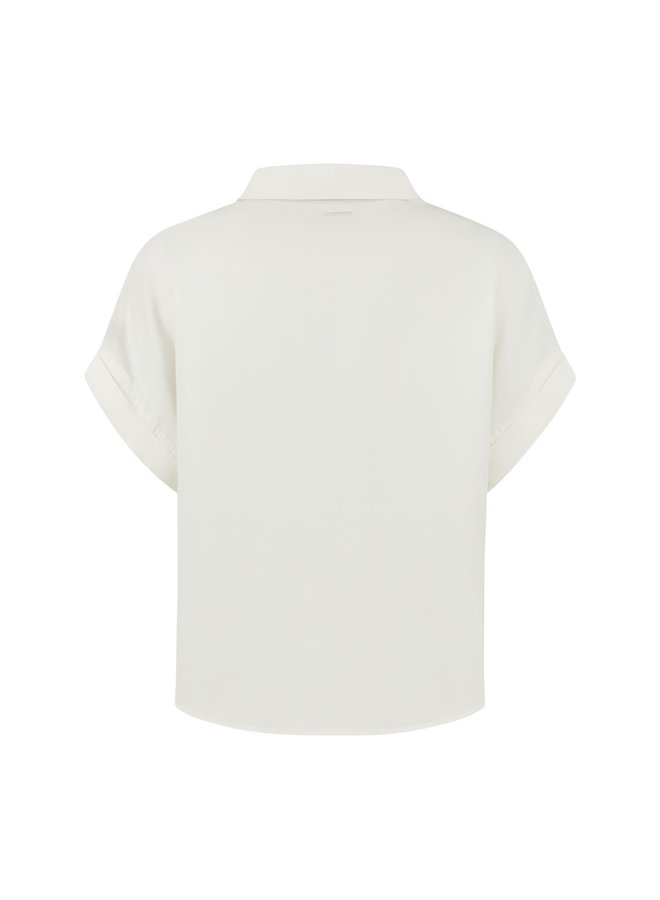 Circle of Trust blouse Bobby Cloud White