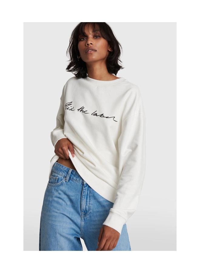 ALIX The Label sweater Off White