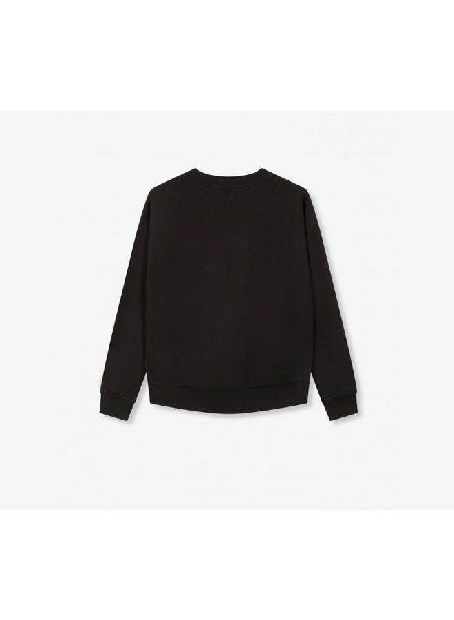 ALIX The Label Sweater Black