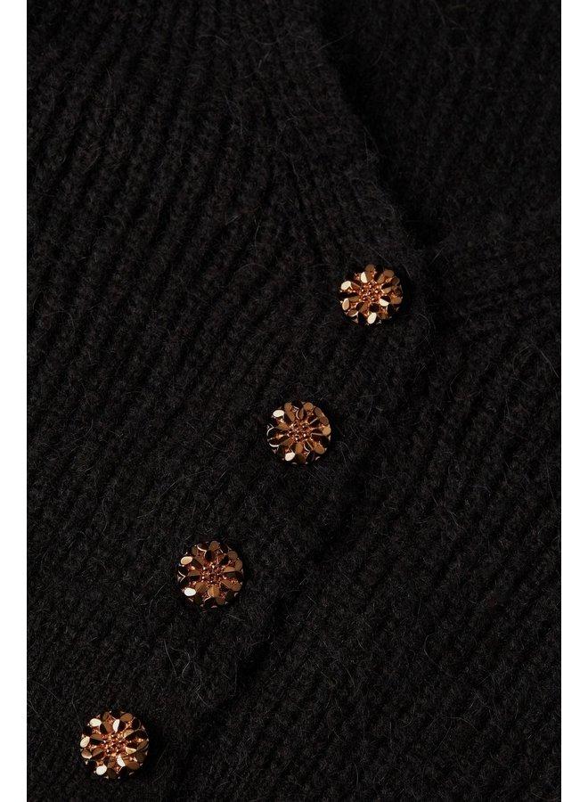 Fabienne Chapot vest Starry Black