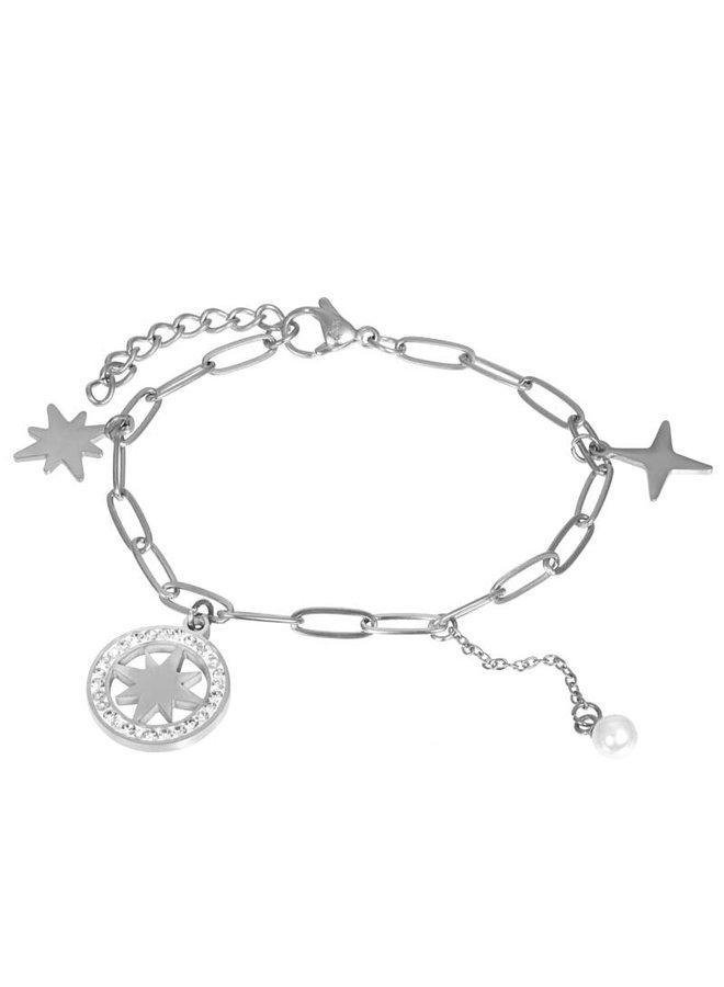 iXXXi armband Sparkle Silver