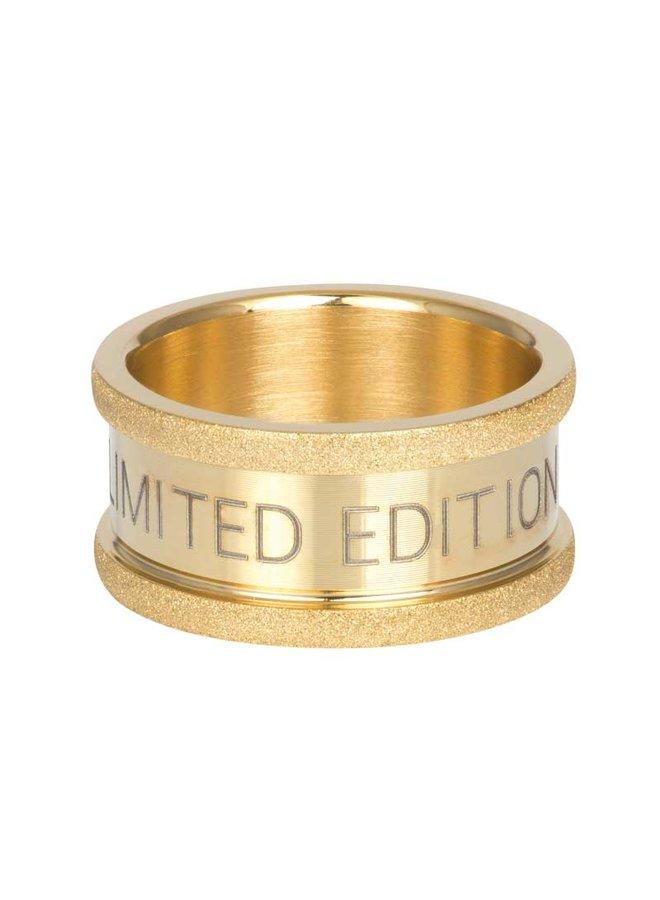 iXXXi basisring 10 mm Limited Gold