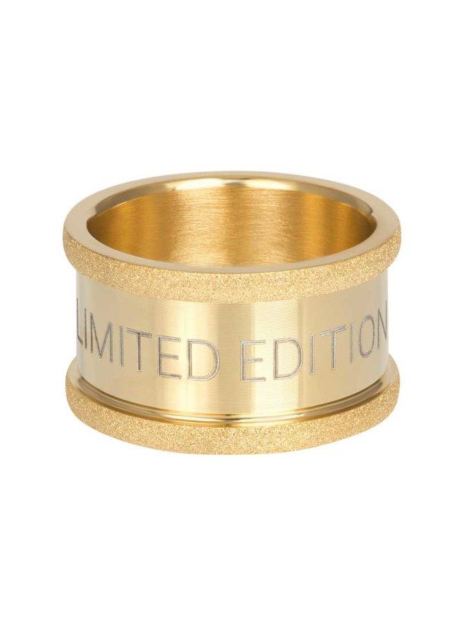 iXXXi basisring 12 mm Limited Gold
