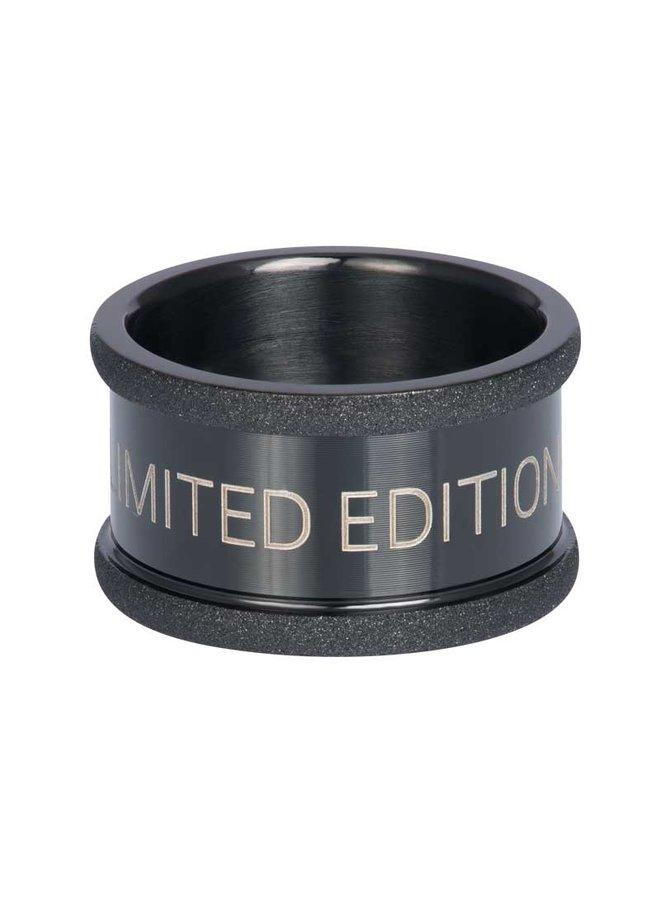 iXXXi basisring 12 mm Limited Black