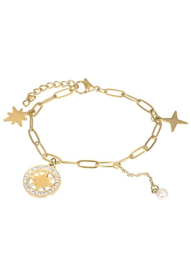 iXXXi armband Sparkle Gold