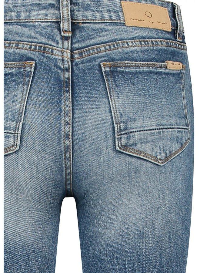 Jeans Lizzy Flared Harmony Blue
