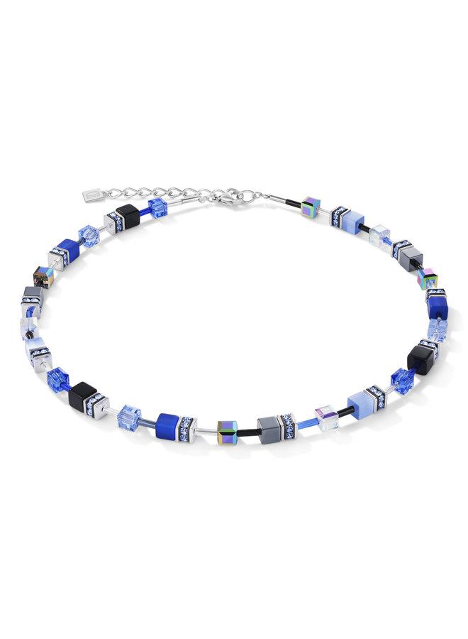 COEUR de LION ketting 4014/10 Blue-Grey