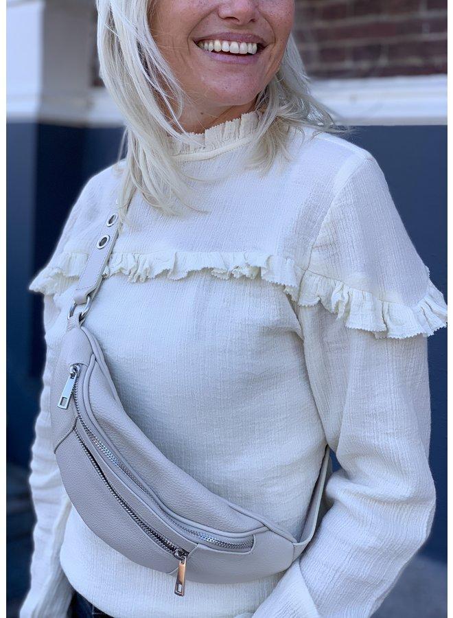 Blouse Lina Antique White