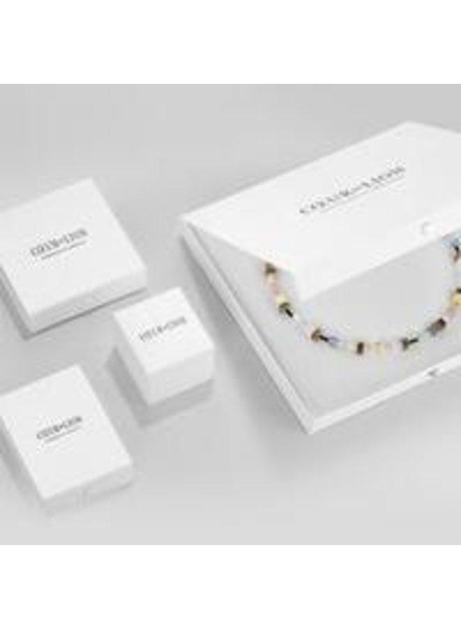 COEUR de LION armband 4938/30 Rosegold-Silver
