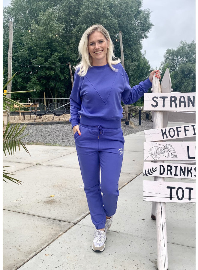 Sweater Blue/Purple