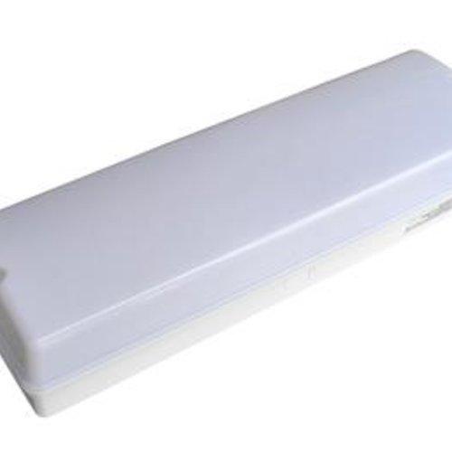 Tronix Plafondlamp wit rechthoek LED 6,4W 350 lumen 4000K 345x107x75mm 136-024 | 2 jaar garantie