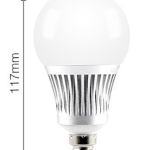 Mi-Light MiLight LED Bulb: 5W E14 RGB+CCT | 2 jaar garantie
