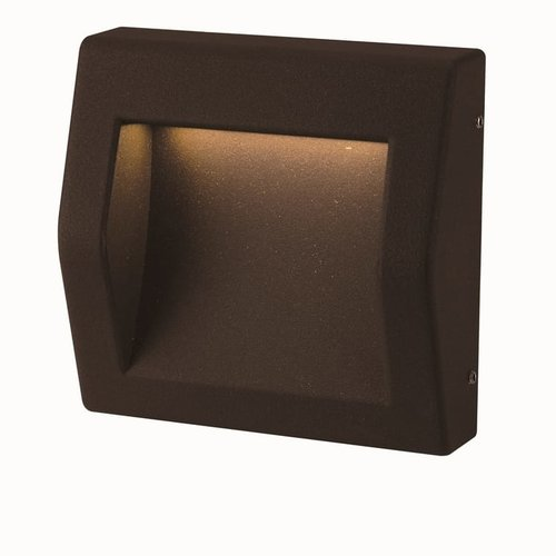 Tronix LED Wandlamp | 144x140X57mm | 6 Watt | Surface Mounted | 2 jaar garantie