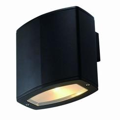 LED Wandlamp | Zwart | 1x 10W | Single