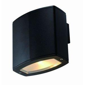 Tronix LED Wandlamp| Zwart | 1x 10W | Single