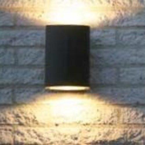Tronix LED Wandlamp | Zwart | 1x 10W | Single | 2 jaar garantie