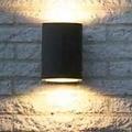 Tronix LED Wandlamp | Zwart | 2x 10W | Dubbel | 2 jaar garantie