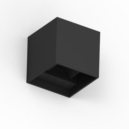Tronix LED Wandlamp Cube 10x10x10 centimeter