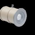 Tronix Grondspot | 24V | 55mm | Grijze Ring | 2W | 3000K (2 jaar garantie)