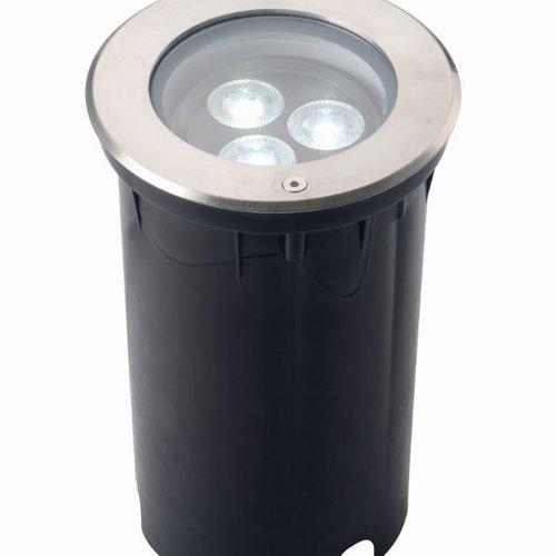 Tronix Grondspot | 160mm | 16 Watt | 1300L | 3000K | Verstelbaar (2 jaar garantie)